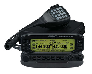 Kenwood TM-D710E APRS