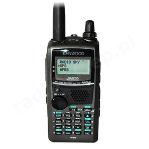 Kenwood TH-D72E APRS
